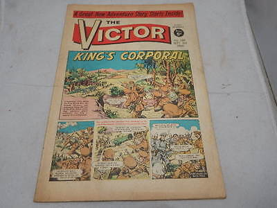THE VICTOR COMIC No 289 ~ Sept 3rd 1966 ~ King's Corporal