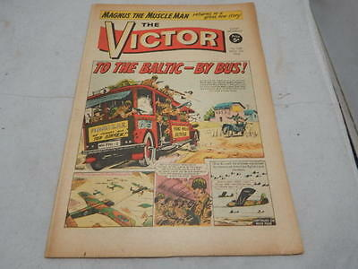 THE VICTOR COMIC No 298 ~ Nov 5th 1966 ~ To The Baltic - By Bus !