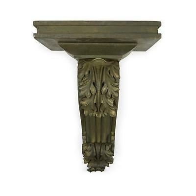 Large carved and painted wall bracket from the John Hare Powel House,... Lot 137