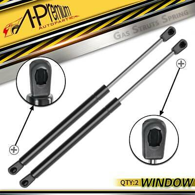 A-Premium Rear Tailgate Window Glass Gas Struts for Jeep Cherokee KJ 2002-2007