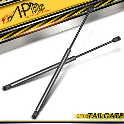 A-Premium for Toyota Corolla 02-07 Hatchback ZZE120 Tailgate Gas Struts A Pair