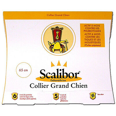 Scalibor Grand Chien - 1 Collier