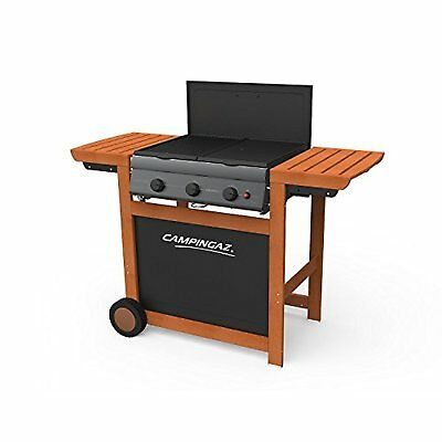 campingaz barbecue a gas da giardino piastra in ghisa adelaide 3 woody eur 178 10 picclick it. Black Bedroom Furniture Sets. Home Design Ideas