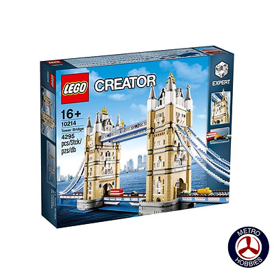 Lego Creator Expert Tower Bridge 10214 Brand New