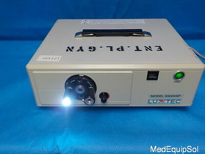 Luxtec 9300XSP Light Source