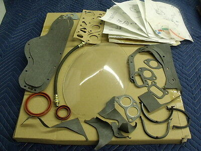 Renault Alpine A110 Miscellaneous Parts Engine Gaskets Lens Brake Pipe Vintage