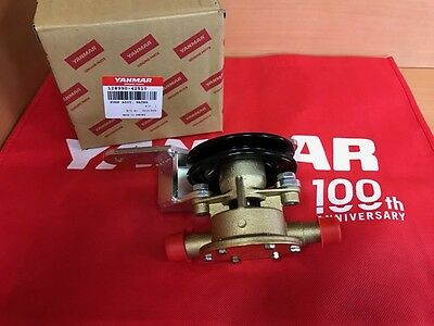 Yanmar 128990-42510 Water Pump Assy Genuine OEM 2YM15 3YM20 3YM30