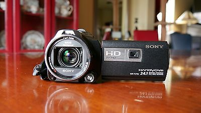 Sony HDRPJ760V High Definition Handycam 24.1 MP Camcorder