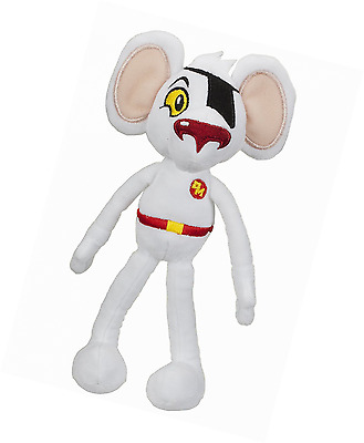 Danger Mouse 11181 Danger Mouse Plush Toy Kids Soft Toy Shipping