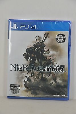 NEW PS4 NIER: Automata Robot 尼爾 自動人形 (HK Chinese/ English) + DLC