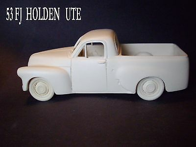 Resin   Fj Holden Ute   1/24 1/25 Scale