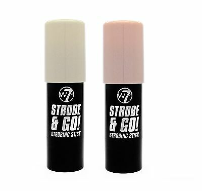 W7 Strobe & Go Cream Highlight Strobing Stick 5g