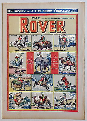 THE ROVER #1278 - 24th December 1949