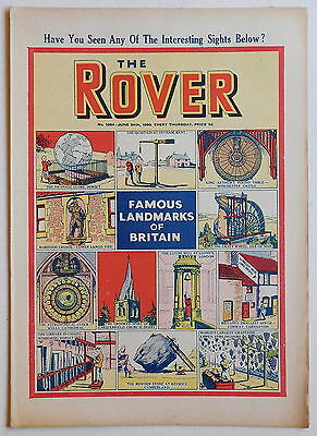 THE ROVER #1304 - 24th June 1950