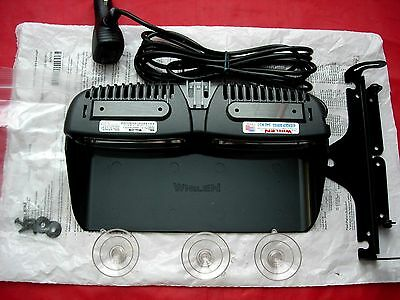 New Whelen Dual Avenger Avn2Rb Super Led Dash/deck/windshield Light-Usa!!!