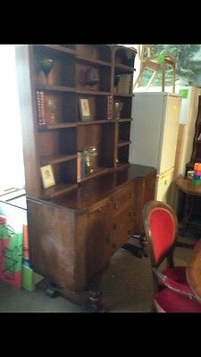 antique Oak Display Unit Only £150ono