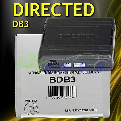 Directed Xpresskit Db3 Databus All Combo Bypass Door Lock Module Db 3 Interface