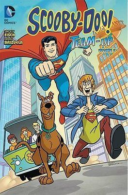 Scooby-Doo Team-Up Volume 2 TP by Sholly Fisch New Paperback Book