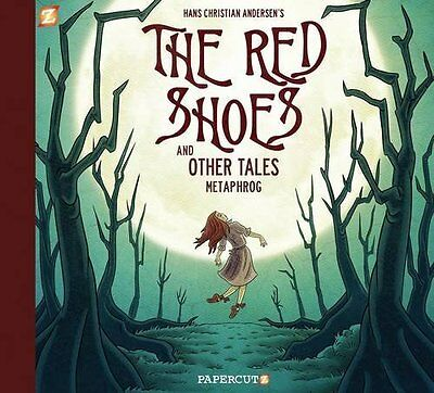 Red Shoes and Other Tales by Metaphrog New Hardback Book