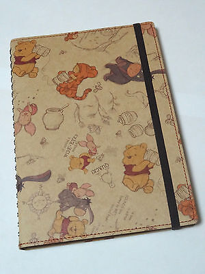 NEW Winnie The Pooh Sketchbook Journal Notebook Diary Photo Blank Pages (B)