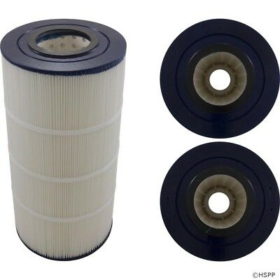 "Cartridge, 100sqft, 4""ot, 4""ob, 8-15/16"", 17-3/8"", PB"