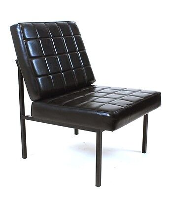 Vintage Retro 1960'austrian Mid Century  Lounge Chair By Wiesner Hager