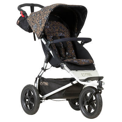 """Mountain Buggy Urban Jungle special edition """"year of the rooster"""" Kinderwagen"""