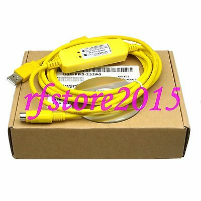 USB-FBS-232​P0 PLC Cable for Fatek FBS PLC YELLOW WIN7