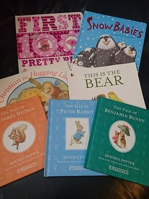 Baby books bundle