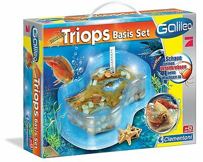 Triops Basis Set von Clementoni