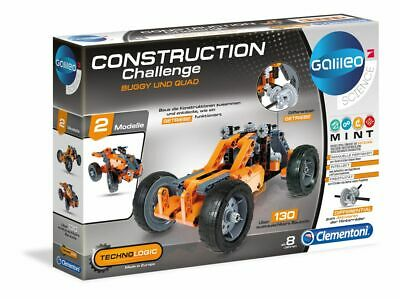 Galileo Technologic - Buggy & Quad von Clementoni