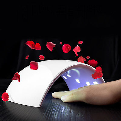 9C/9S 24W USB Charging Manicure Tool LED Phototherapy Salon Nail Gel Lamp New