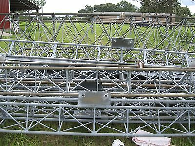 Pirod 110 foot self supporting tower