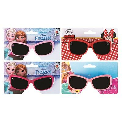 Girls Childrens Sunglasses Disney Princess - Minnie Mouse - Frozen UV PROTECTION