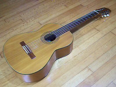 Franciscan Model 54 Vintage Classical Guitar by Tokai Gakki of Japan