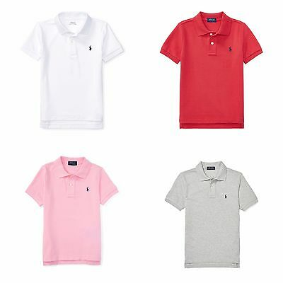 Polo Ralph Lauren Short Sleeve Polo Shirts For Boys Kids Size's 2T -- 20