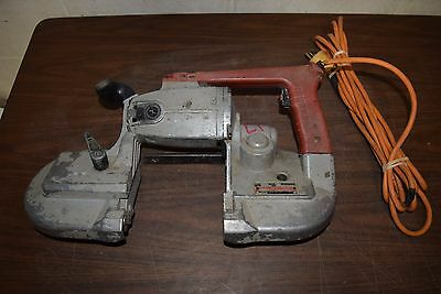 Milwaukee Portable Band Saw 6230 Deep Cut  4 3/4 Heavy Duty
