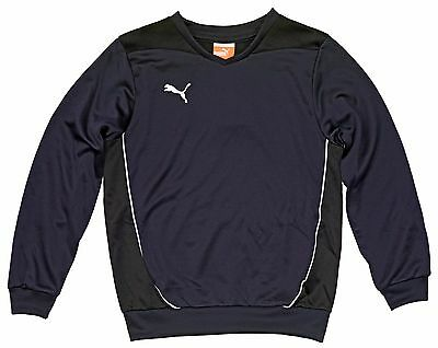 ♥ PUMA FOUNDATION TRAINING KINDER SPORT SWEATSHIRT ○ 140 ○ SWEAT SHIRT dryCELL ♥