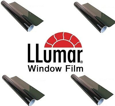 "LLUMAR ATR 20% VLT 40"" x 30' FT Window Tint Roll Film"