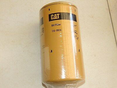 New Genuine Oem CAT Caterpillar Marine Diesel Engine Oil Filter 116-9924