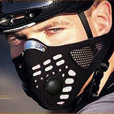 Super Anti Dust Cycling Bicycle Bike Motorcycle face shield Half Scarf Filter