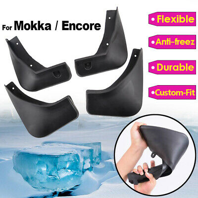 Fit For Buick Encore Opel Mokka 2013-2018 Front Rear Splash Mud Guards Mud Flaps