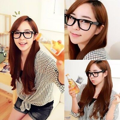 Unisex Clear Lens Nerd Stylish Glasses Multi Colors New Hot Fashion Candy Color