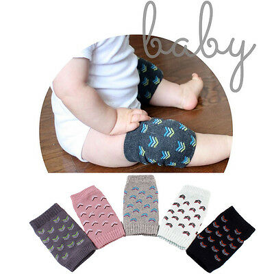 Baby Soft Anti-slip Elbow Cushion Crawling Knee Pad Infant Cute Kids Safety