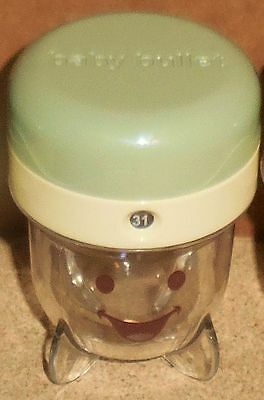 Baby Bullet - Date Dial Replacement Food Storage Cup w/ Lid (EUC)
