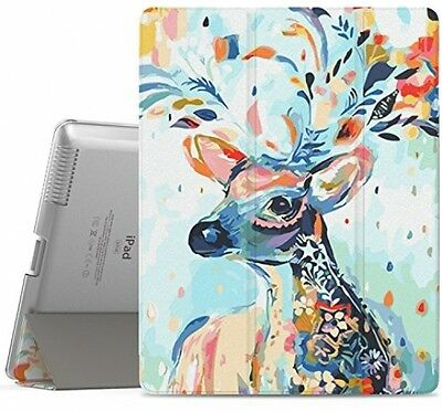 MoKo Case For IPad 2 / 3 / 4, Ultra Slim Lightweight Smart-shell Stand Cover 2