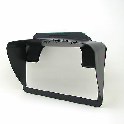 "Sun Shade Anti Glare Visor for TomTom Go 600/ 60 S /60 6"" GPS Brand New"