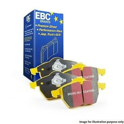 DP42075R Yellowstuff Rear Right Left Brake Pads Set Audi Seat Skoda VW By EBC