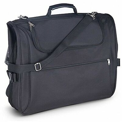 Business Luggage Travel Suit Dress Garment Bag Case Carrier Cover for 4 Items