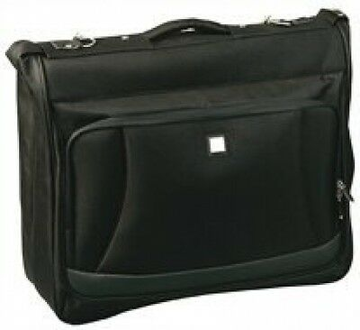 Suit Carrier Wardrobe Bag with Shoulder Strap and Carry Handle Holds 3 Suits